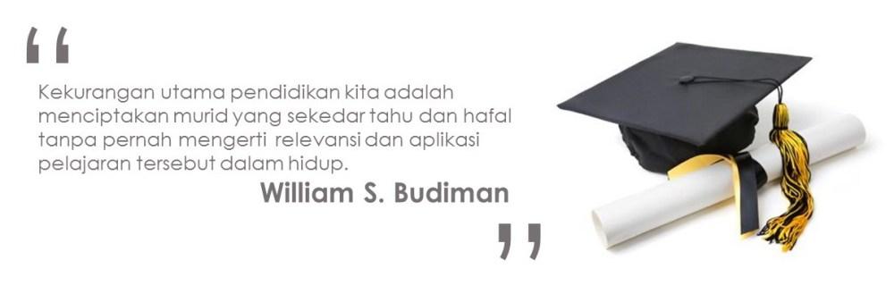 Pendidikan Indonesia Gagal Move On (6/6)
