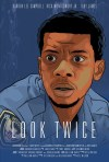 Look Twice Horror Short Film Poster
