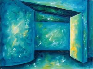 Triptych: The Three Doors