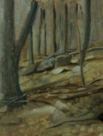 Connecticut Landscape (No 2), 2010