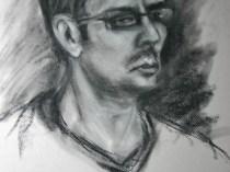 Study of David, 2007