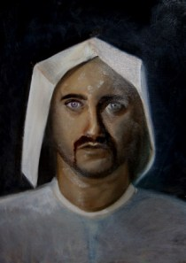 Self Portrait, Rembrandt's Assistant, 2005
