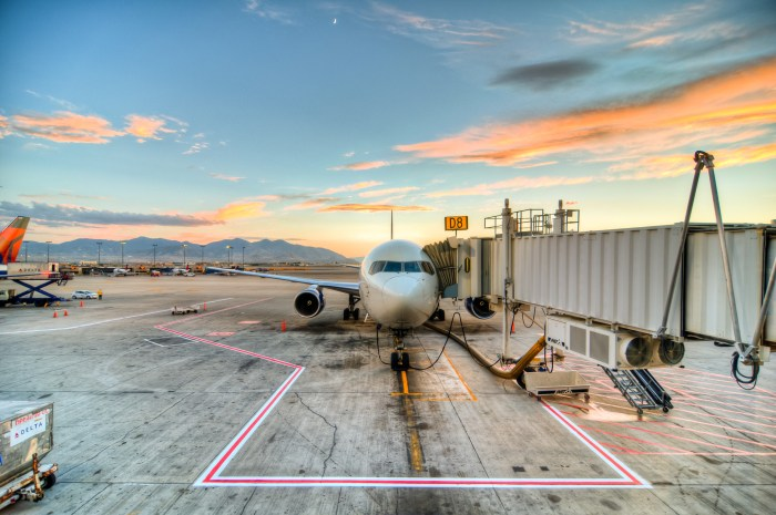 Long-haul flights expose you to twice the radiation of an X-ray