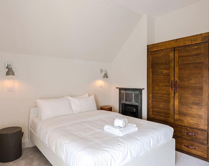 Comfortable room William IV London