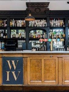 william IV london bar
