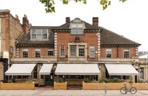 WilliamIV pub London