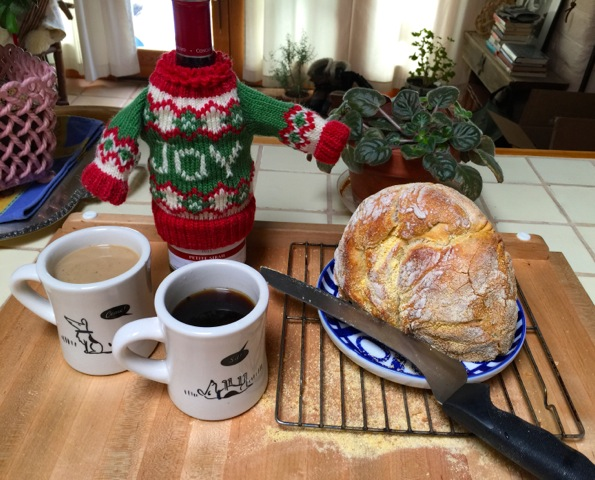 Christmas Breakfast Bread