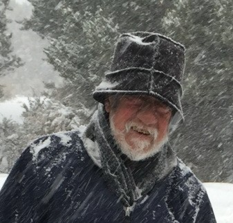 Bill in Blizzard (2) 2-1-16.