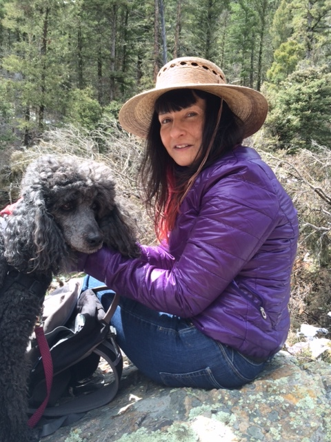 Dog-Walking on Taos Trails – Everywhere!