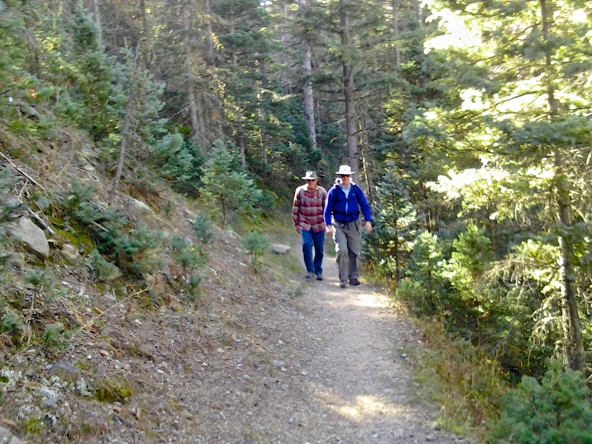 How Our Wilderness Hike Helped Us Deal With the Election Results