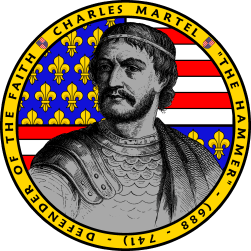 Charles Martel Portrait Seal - William Marshal Store V1