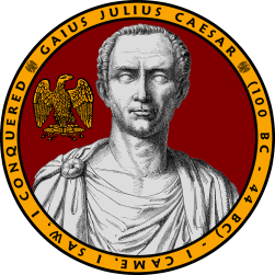 Julius Caesar Portrait Seal_William Marshal Store