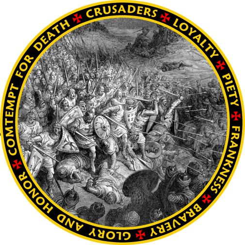 Medieval Crusaders Seal V3_William Marshal Store