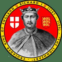 Richard the Lionheart Portrait Seal - William Marshal Store