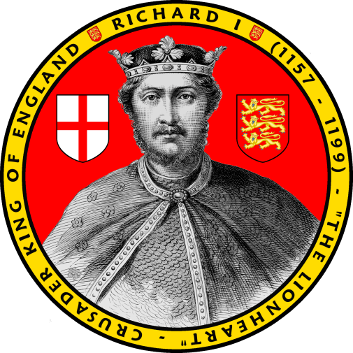 Richard the Lionheart Portrait Seal - William Marshal Store