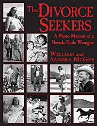 "Cover and buy button for ""The Divorce Seekers"" by William McGee and Sandra McGee"