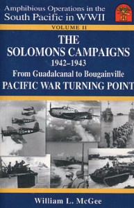 Button to buy The Solomons Campaigns by William L. McGee