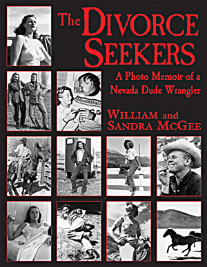 "Cover of ""The Divorce Seekers"" by William and Sandra McGee"
