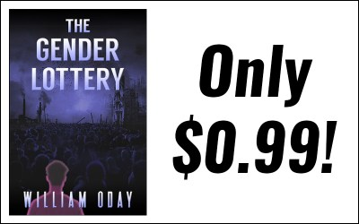The Gender Lottery is out and only $0.99!