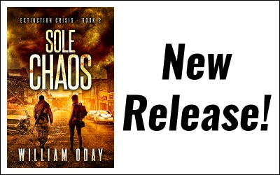 New Release! Sole Chaos is out…