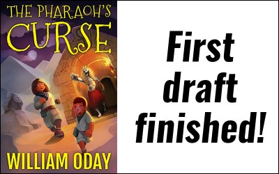 First draft finished!