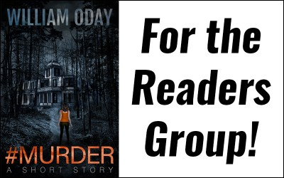 #MURDER for the Reader's Group