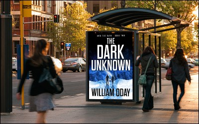 The Dark Unknown is coming soon!