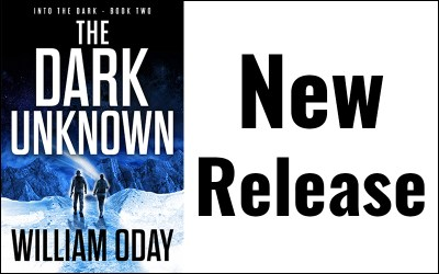 New Release: The Dark Unknown is live!