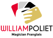 William Poliet Magic | Warwickshire Magician | Weddings, Corporate & Private events |