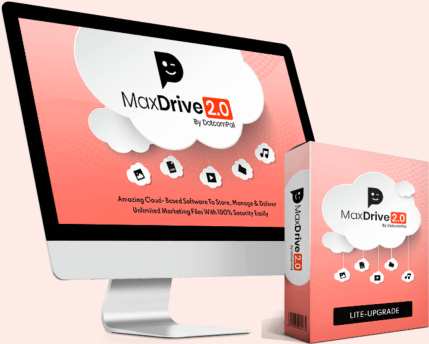MaxDrive 2.0 Review DS1