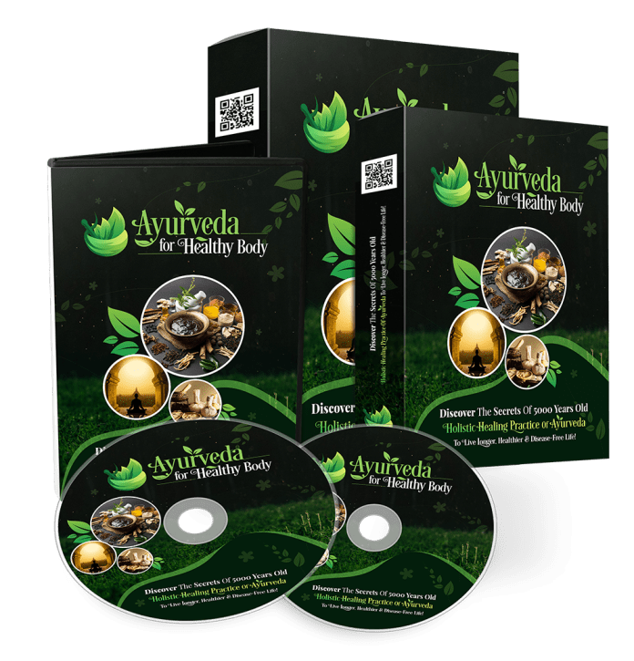 Ayurveda for Healthy Body PLR Review