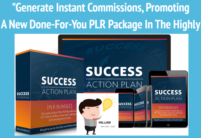 Success Action Plan PLR Review