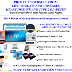 Protect Yourself From Life Threating Diseases PLR Review