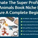 Arctic Animals DFY Coloring Pack PLR Review
