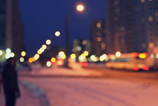 106529__night-street-lights-lights-city-man-bokeh-bokehi-blur-no-focus-bus-home