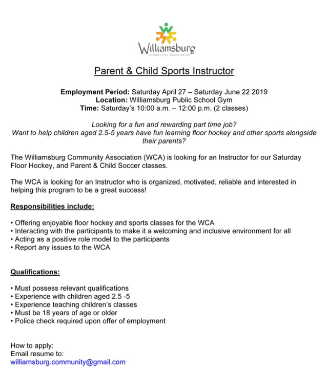 PC Sports & Sat Soccer Instructor