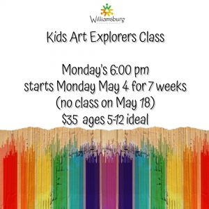 Kids Art Explorers