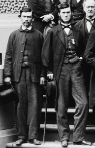 Trousers and Waistcoat