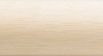 Wooden Curtain Rod Unfinished