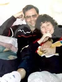 Michael parents, Donald and Linda Williams