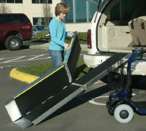 used portable wheelchair ramps