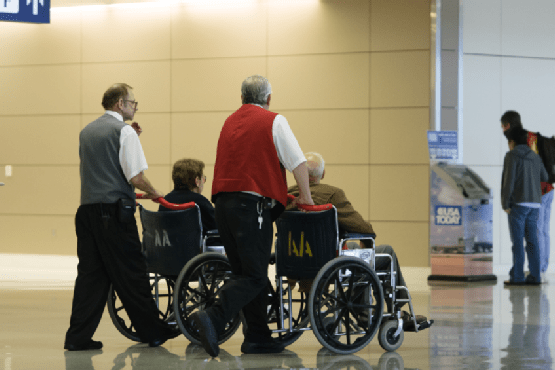 wheelchairairport