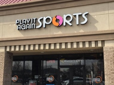 Play It Again Sports - locations - consignment shops
