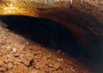 Inside the legendary Triple Decker tunnel.