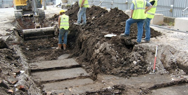 October 2006: The hunt for Williamson's long-lost grave