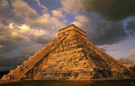Cardinal Climax, Chichen Itza, Mayan Calendar, Article by William Stickevers