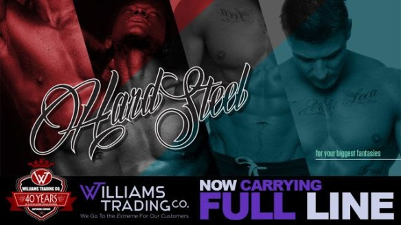 Williams Trading Company Blush Hard Steel Line