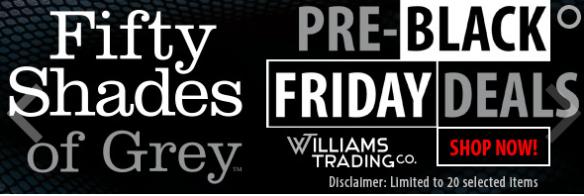 black friday williams trading co