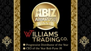 zbiz awards williams trading co