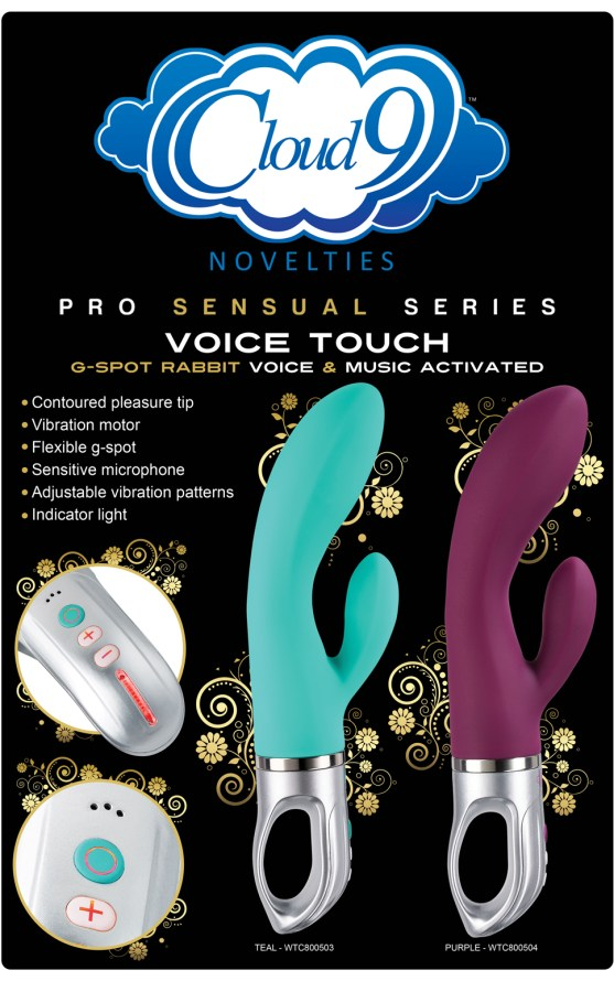 Voice Touch G Spot Rabbit